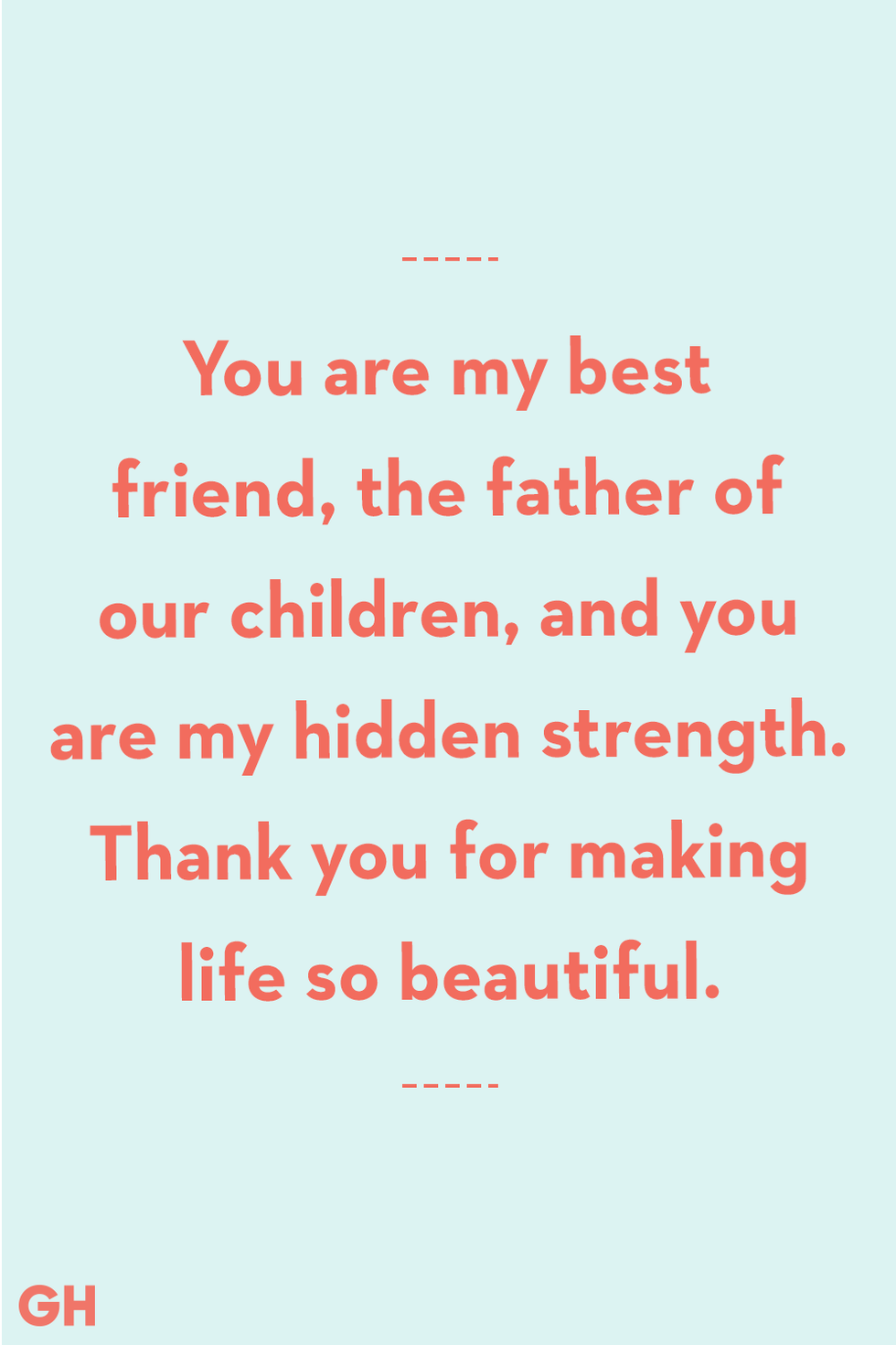 20 Meaningful Quotes To Honor Your Husband On Father S Day