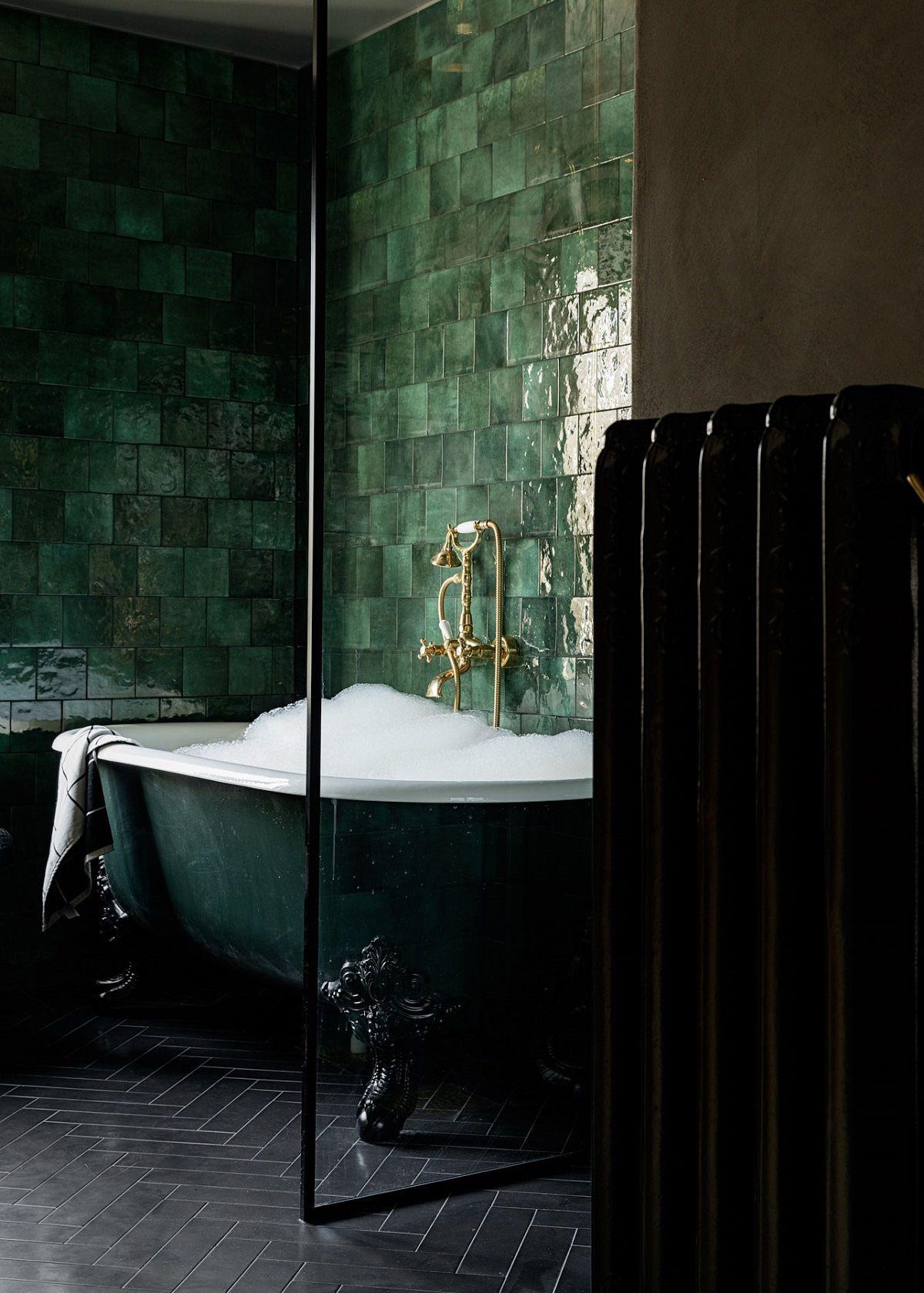 Photo of Banheiro Verde | Casa de Valentina