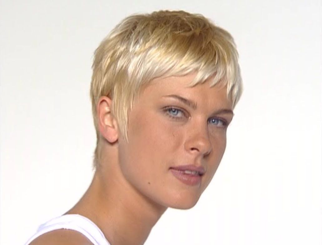 Short hairstyles for women how to cut womenus short hair beauty