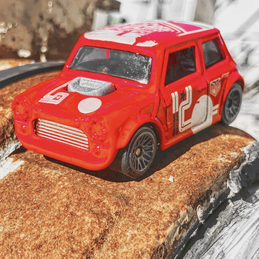 Morris Mini Morris Mini Cooper By Hot Wheels 10 From The 2018