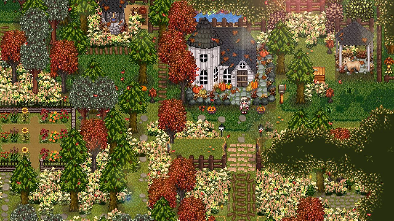 Aesthetic Stardew Valley | Game Design | Valley game