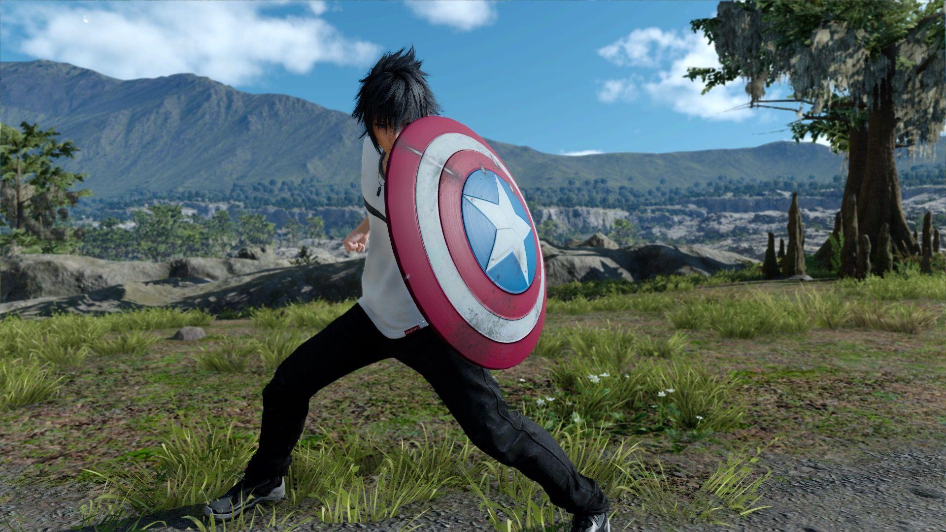Noctis Is The Captain Now Noctis Captain Noctis