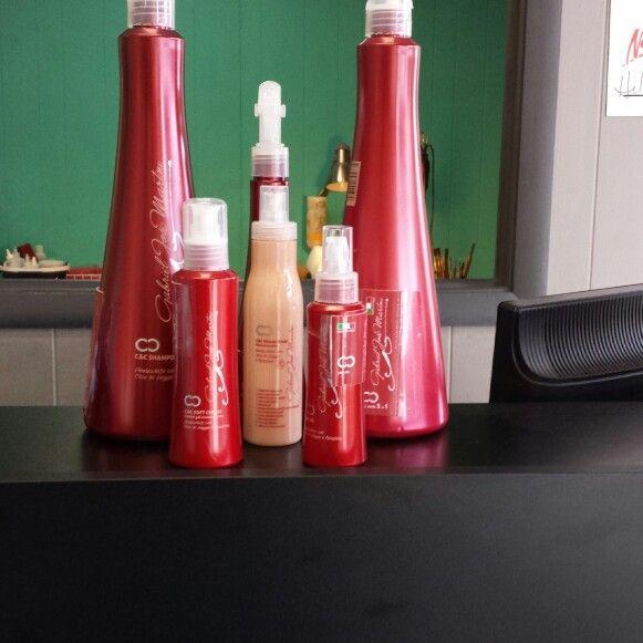 Shampoo con Keratina and argain and oil y tintes organicos los mejores..