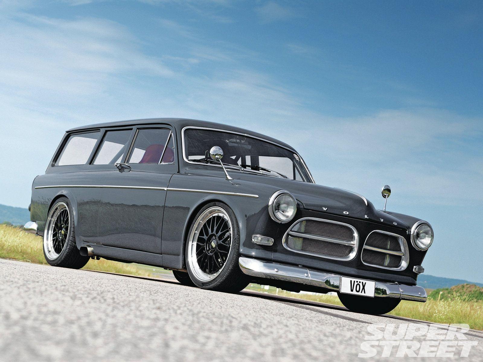 1969 Volvo 122 Amazon Wagon | Sweet, Odd & Rare Rides ...