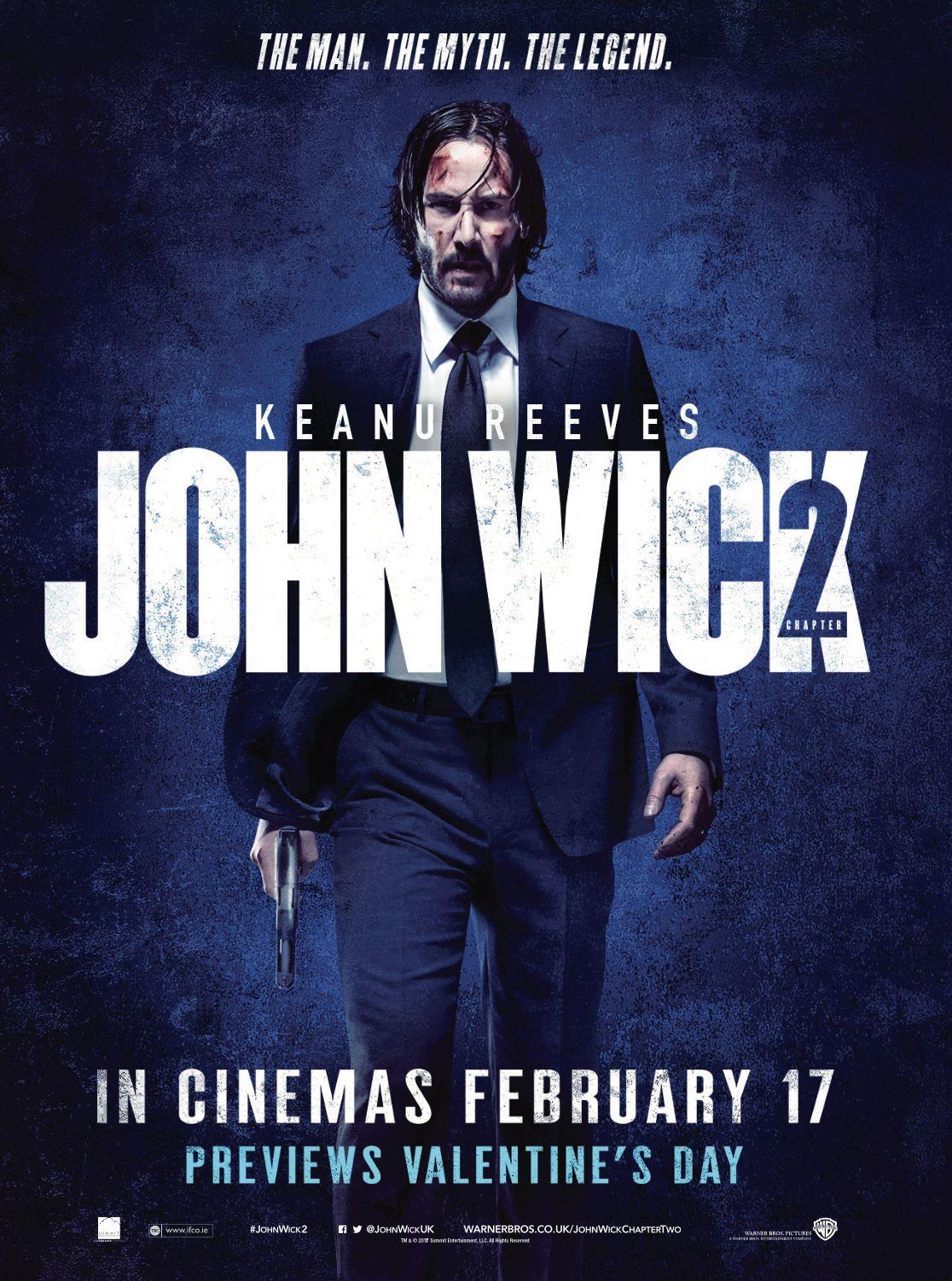 John Wick Auf Sky