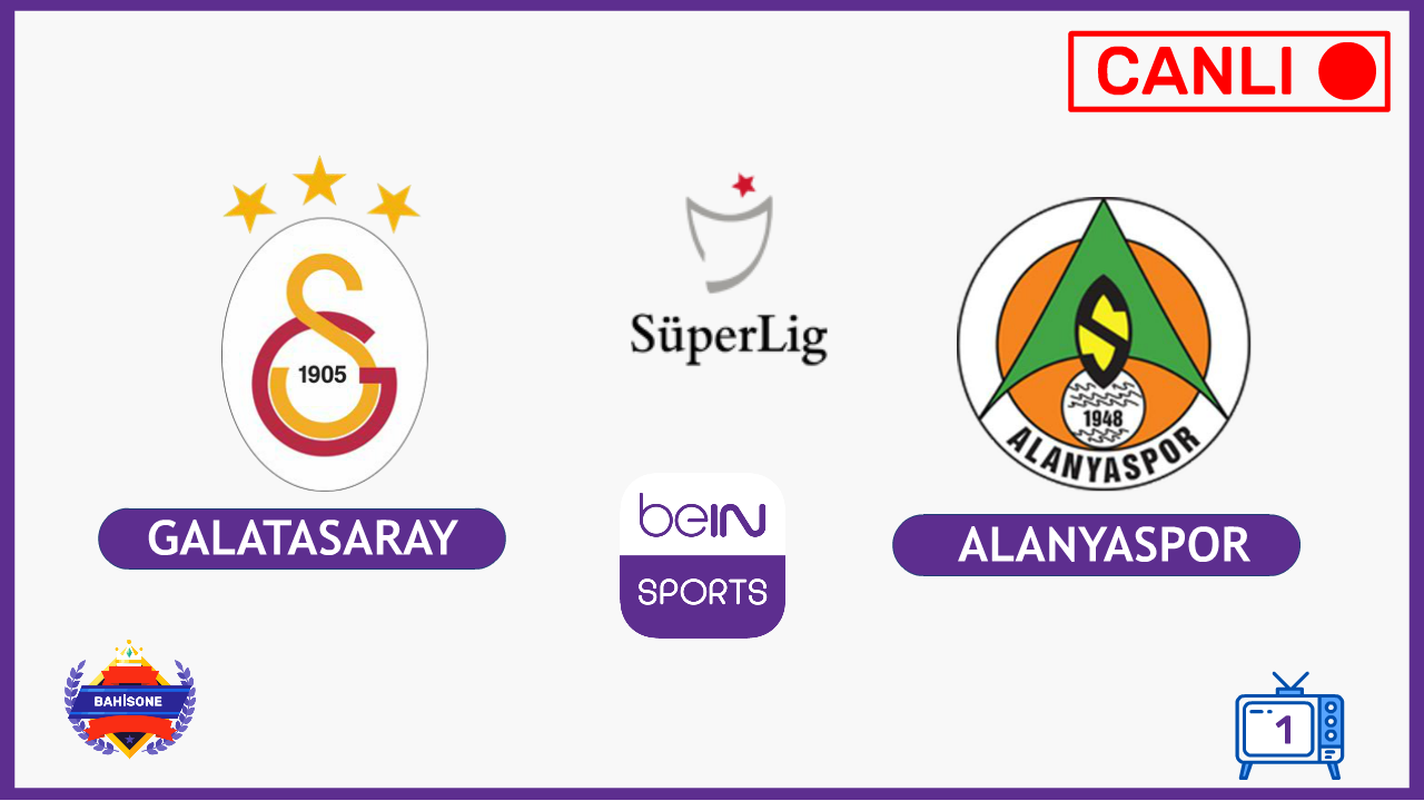 Galatasaray Alanyaspor Maci Izle Canli Sifresiz Jojobet Tv Mac Izleme Tv