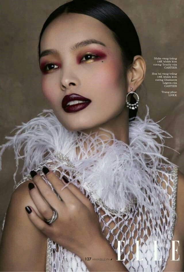 Modern elegancia #makeup #smink #modern