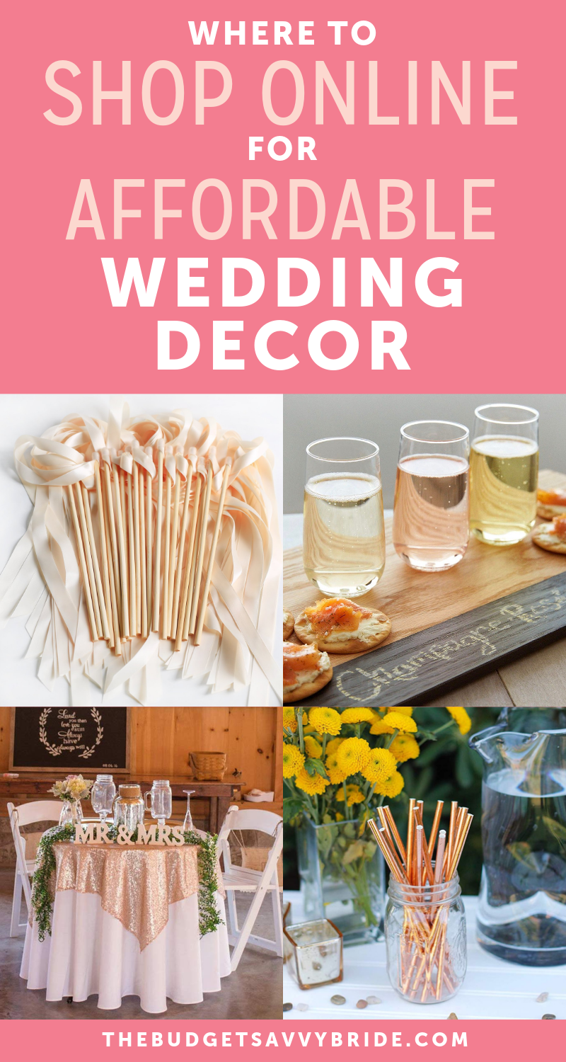 The Top Online Resources For Cheap Wedding Decor Wedding Decorations Online Cheap Wedding Decorations Tulle Wedding Decorations