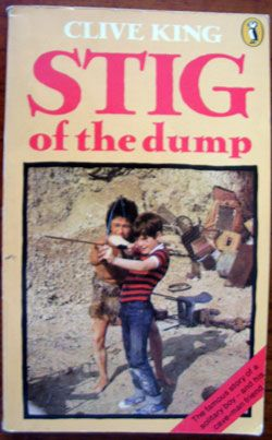Stig of the Dump by Clive King - I remember the television programme