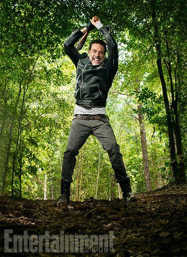 The Walking Dead Photo Jeffrey Dean Morgan For Ew The Walking Dead Negan Walking Dead Jeffrey Dean Morgan