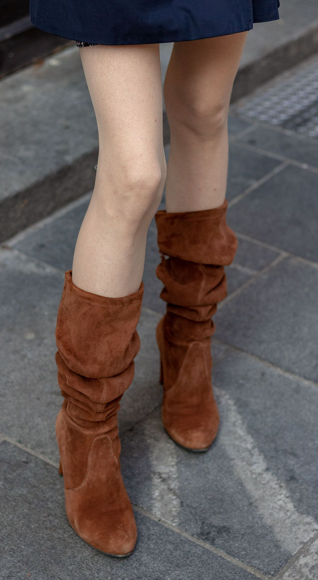 How botas to Wear Slouchy botas How this Season BEAUTIFUL AND ROMANTIC 44a273