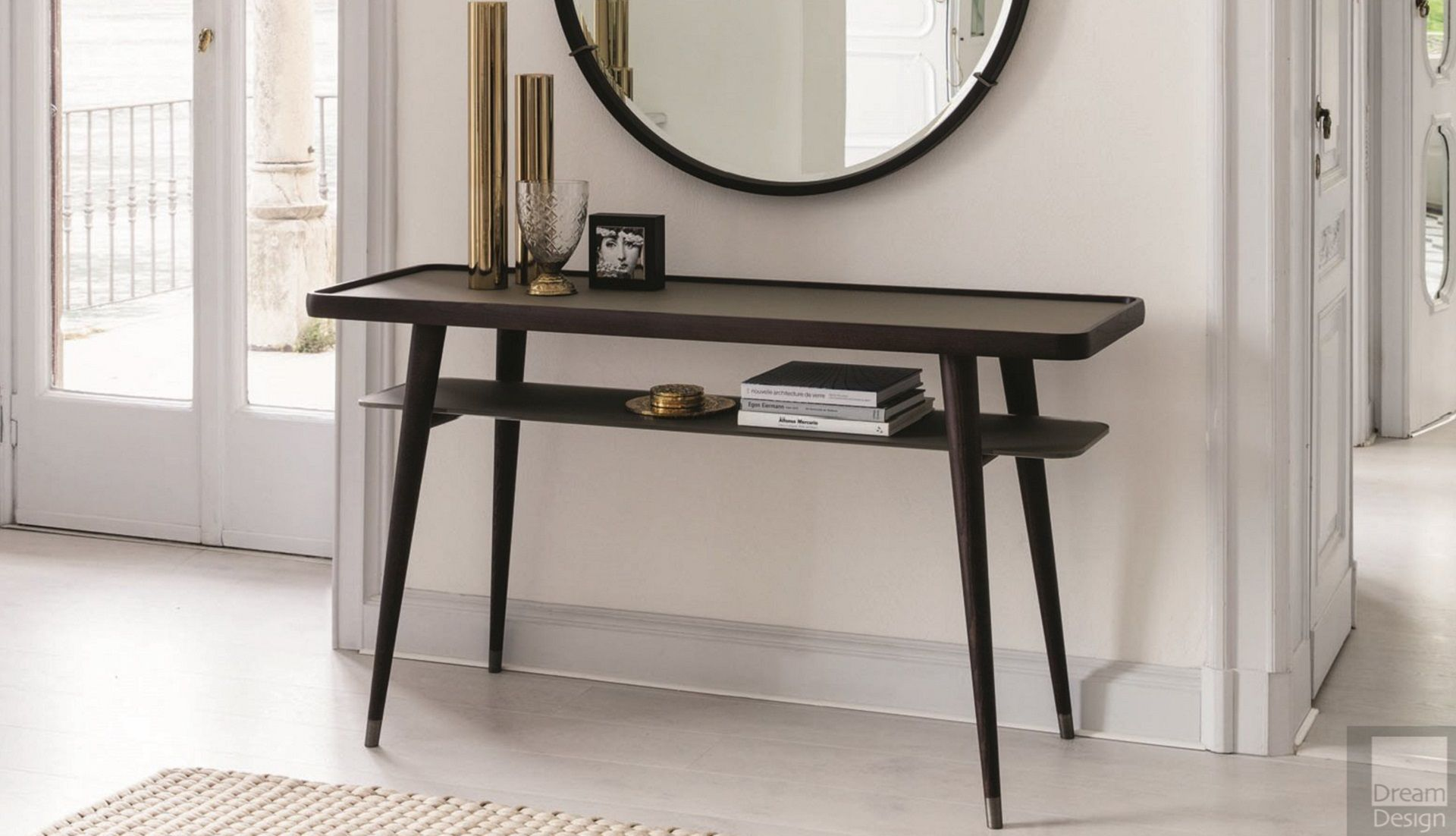 Italienische Möbel Chantal Porada Chantal Console Table Kamila Sofa Furniture