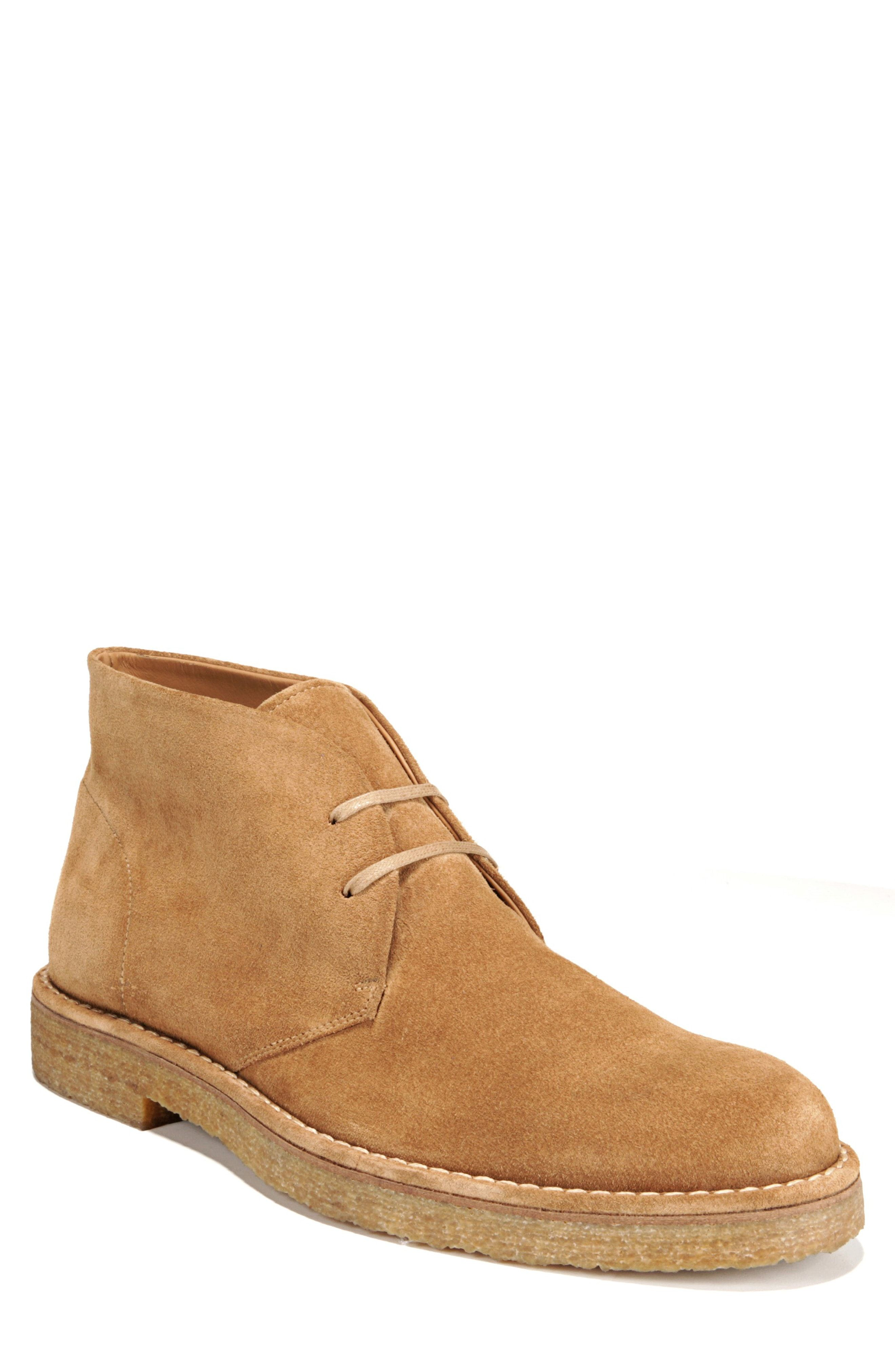 Vince Crofton Suede Chukka Boots In
