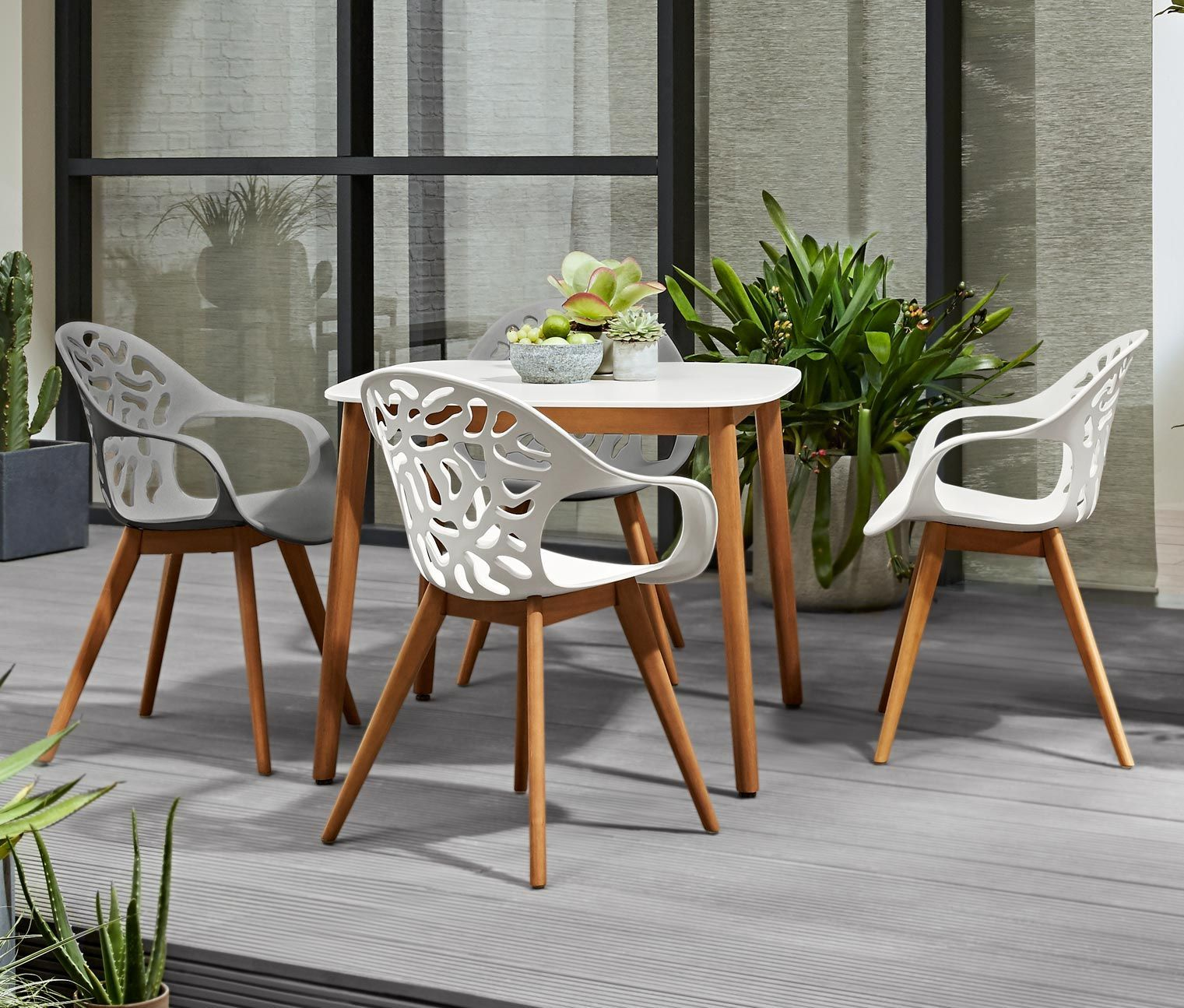 Gartentisch Mit Tchibo Gartenmobel Tischflache Gartentisch Mit Tischflache 90 X 90 Cm Online Bestellen Bei T Outdoor Furniture Sets Furniture Dining Chairs