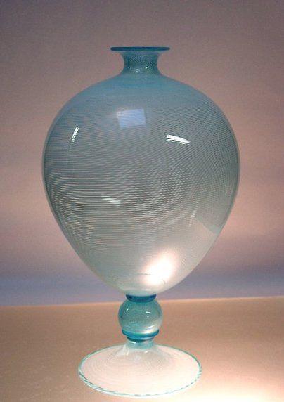 Murano Veronese Vase Chippi Pinterest Glass Artwork Murano