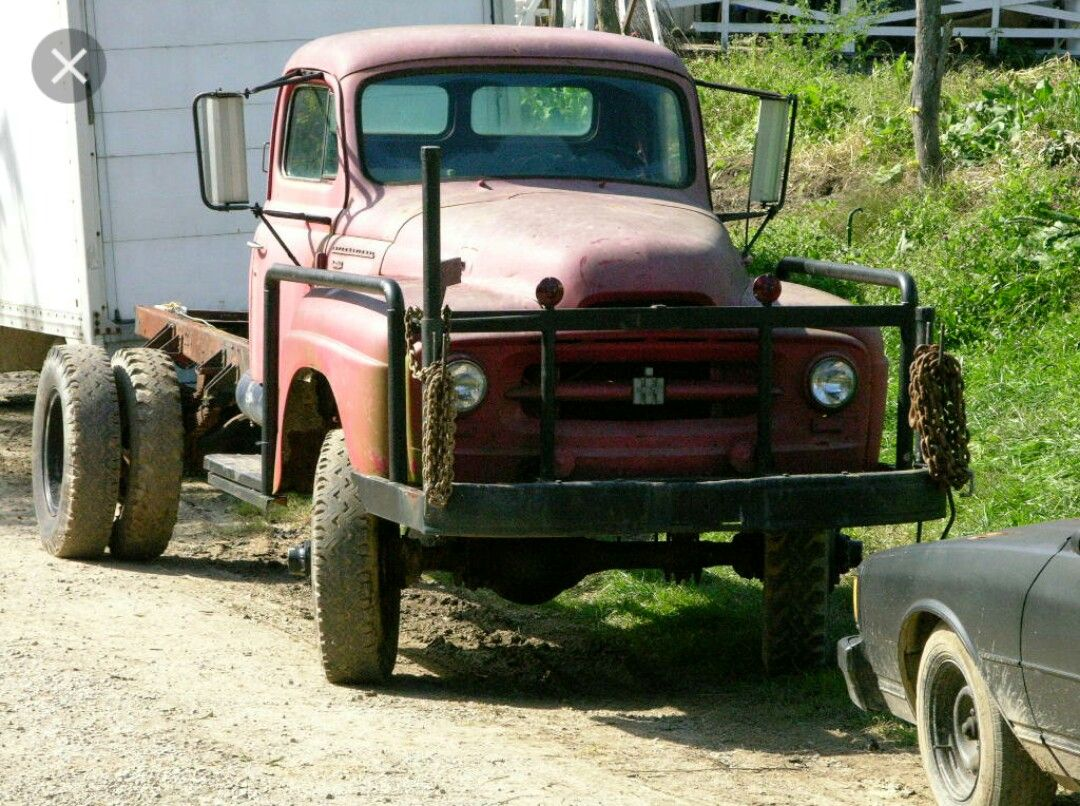 Pin by Ben Sivertson on Vintage 4x4 Trucks | Pinterest | Harvester ...