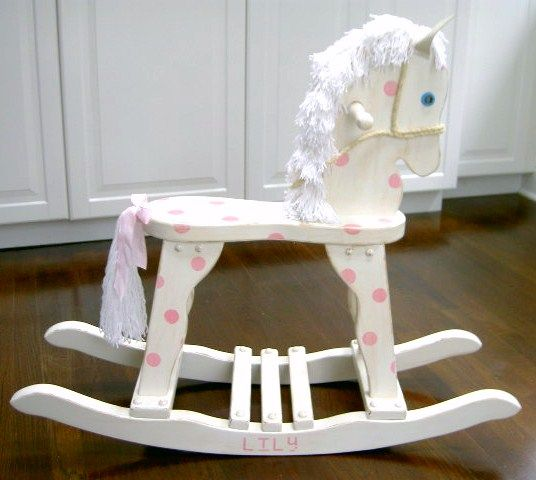 16a6daa5cf0 Simple DIY rocking horse | Children's furniture | Wood rocking horse ...