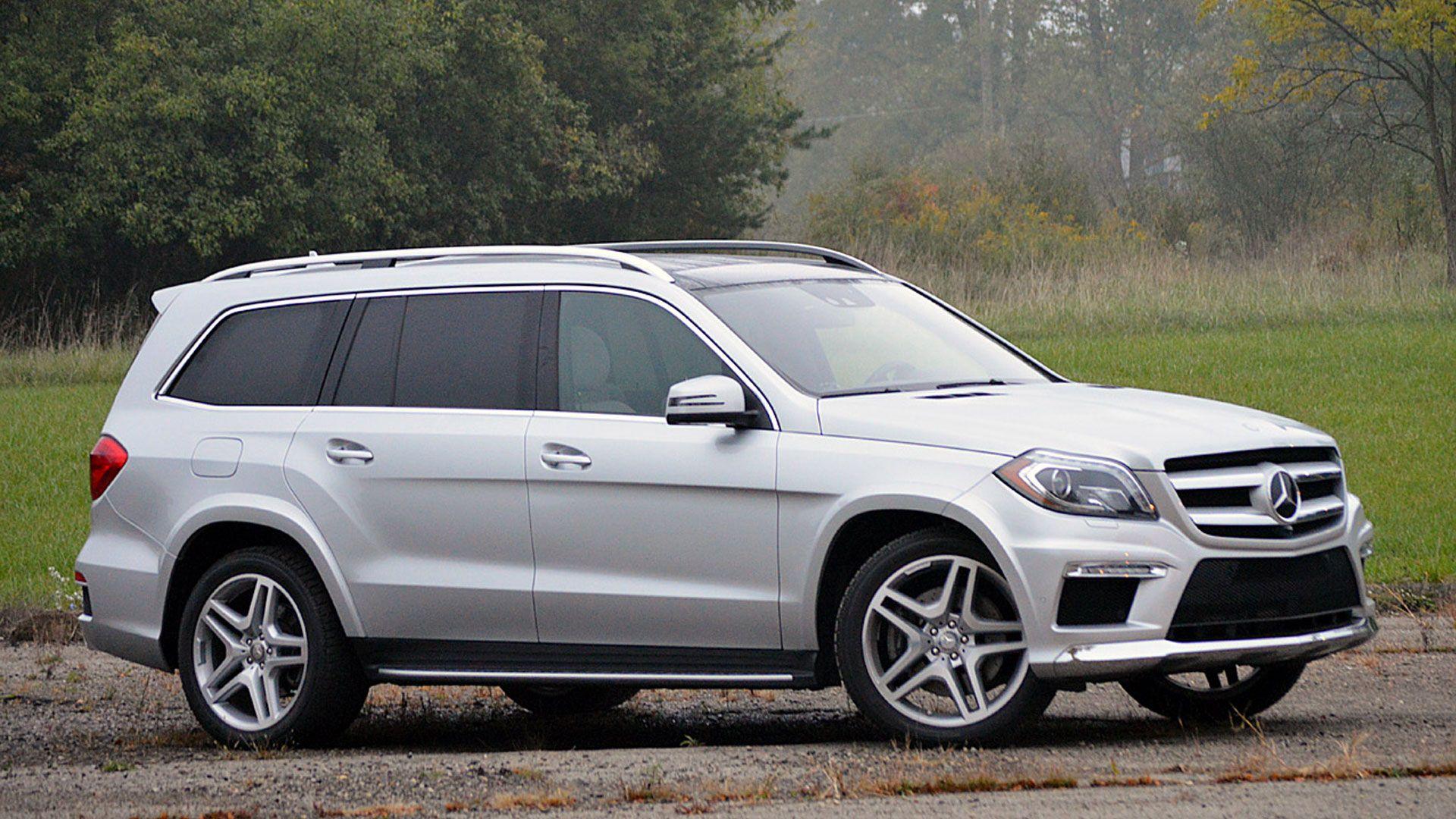 Mercedes benz gl550 hd wallpaper