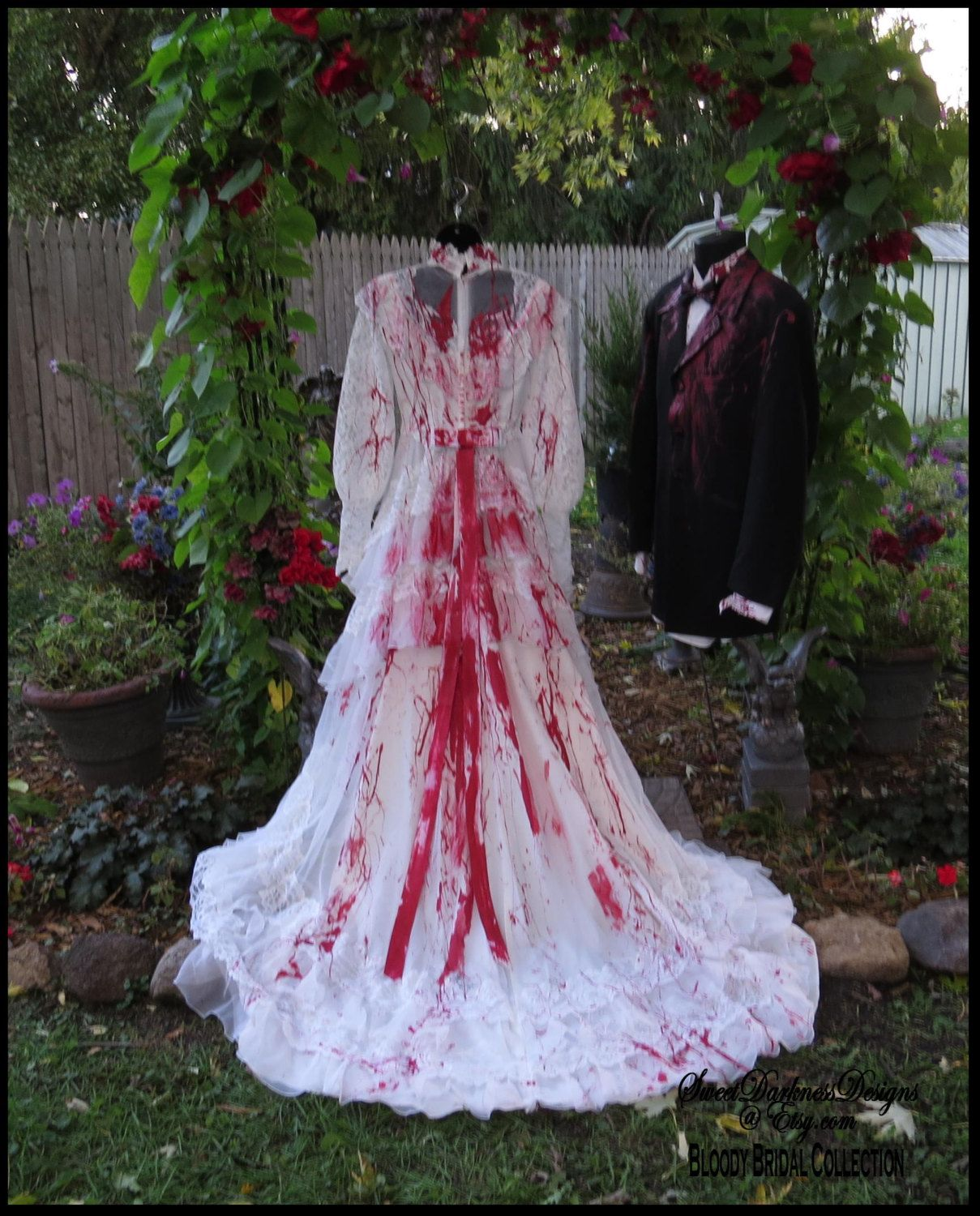 Pin On Bloody Bride