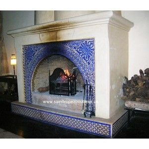 Supplier Moroccan Fireplace   Moorish Fireplace Dealer   Moroccan Mosaic  Tile Fireplace California   Moroccan Tile Fireplace New York   Moorish  Tiles ... Images