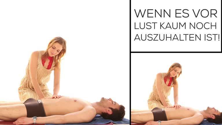sie massagen sie ihn mit ihrem mund