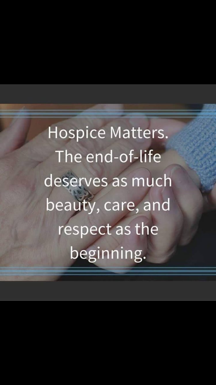 Hospice Nurse Quotes After I Get My Degree I Plan On Opening Up A Hospice And