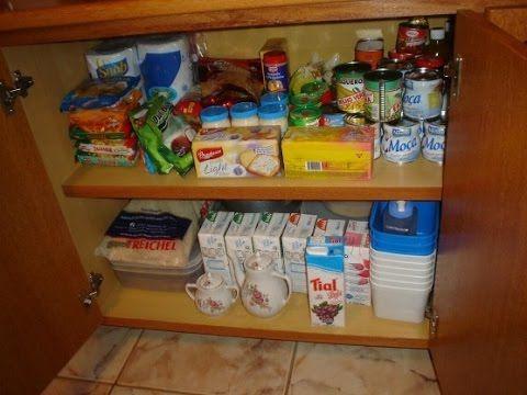 Alimentos No Perecederos Para Almacenar En Tiempos De Crisis Alimentos Hogar Y Familia Soy Un Desastre