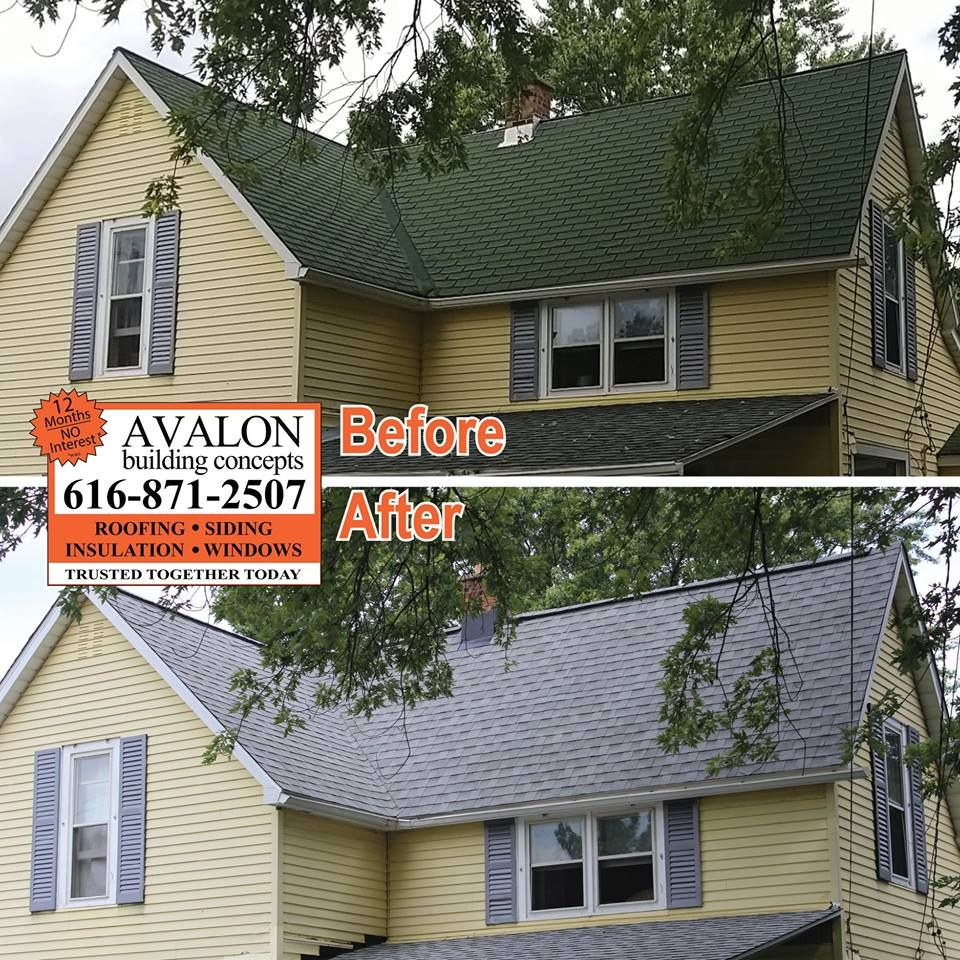 Roofing Transformation Building Concept Roofing Roof Siding