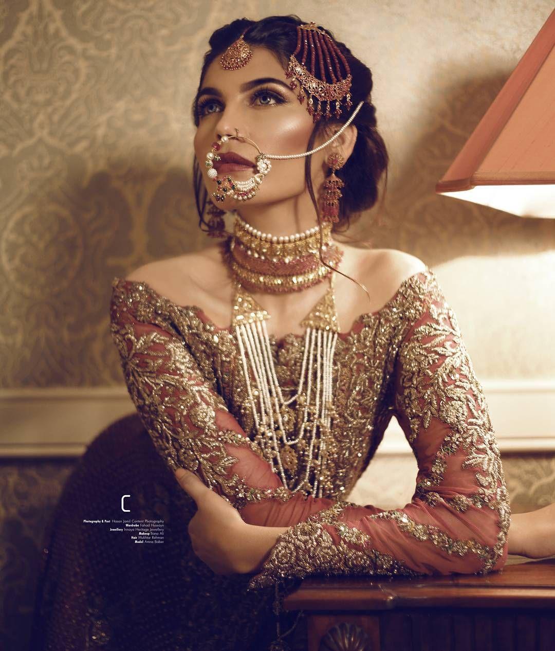 Gorgeous Heirloom Handmade Bridal Jewelry Pakistani Teeka