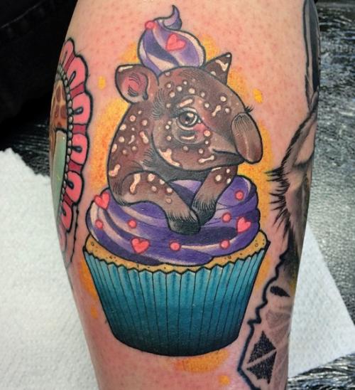 tapir tattoo