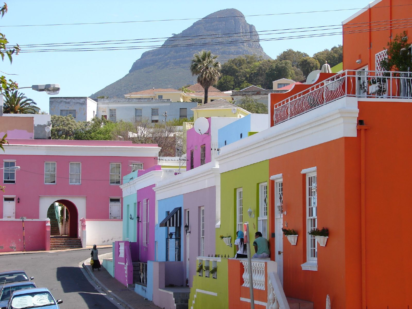 Image result for Bo-Kaap, Cape Town, South Africa wallpaper