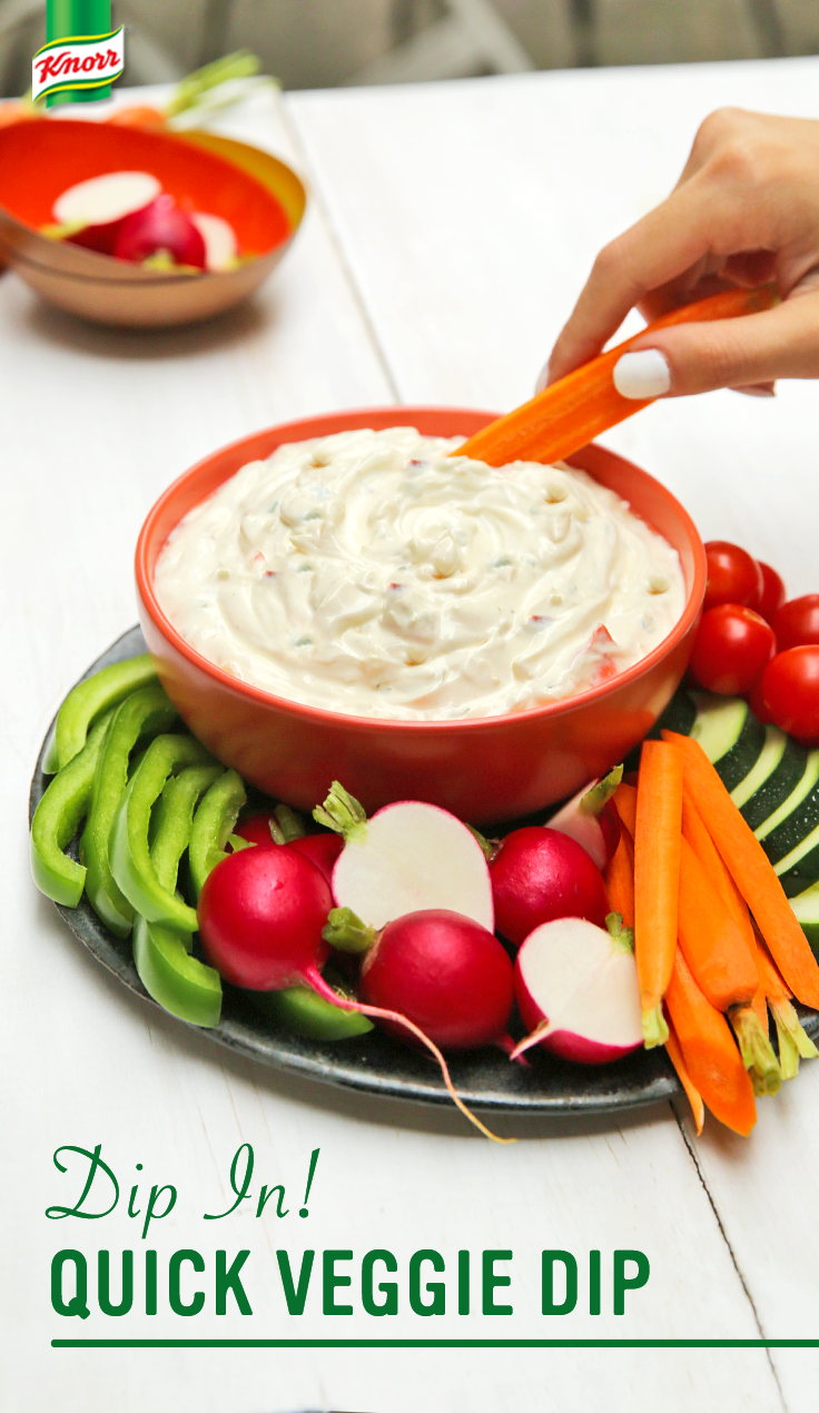 Looking for a creamy appetizer with a yummy kick? Serve ...