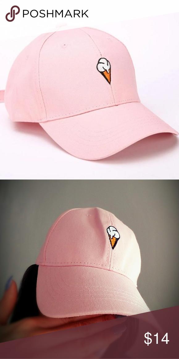 2f9e8c9bc1c Ice Cream Cone Dad Hat Brand new