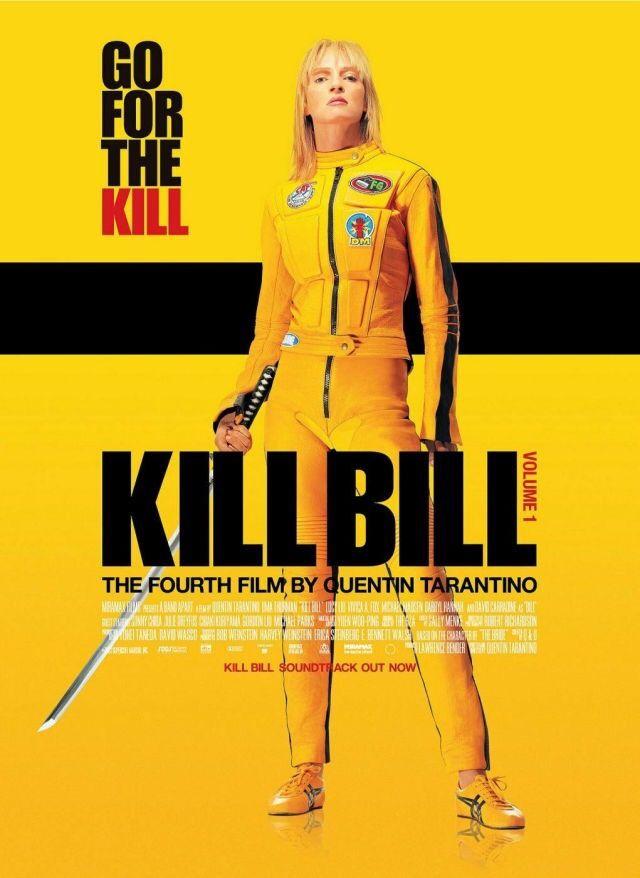 kill bill vol. 1, quentin tarantino, 2003