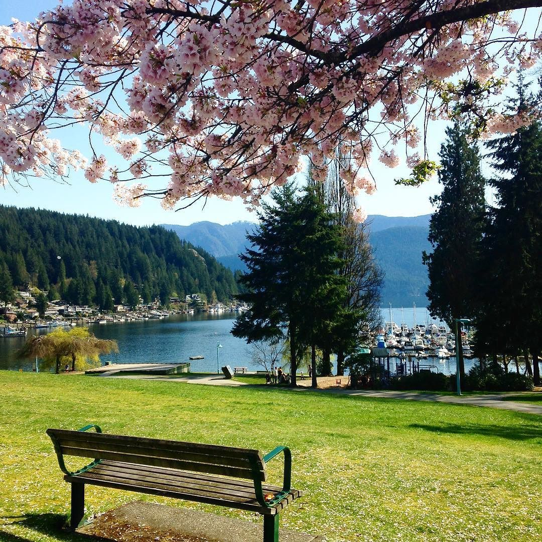 Places To Visit In Vancouver During Summer: Deep Cove In Vancouver Is A Great Place To Hike Kayak