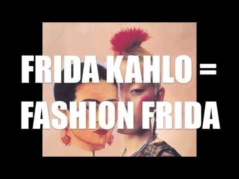 Frida Kahlo = Fashion Frida