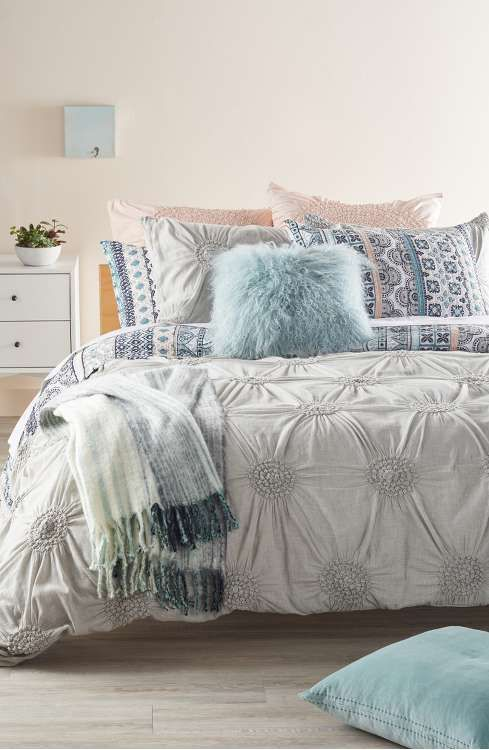 Main Image Nordstrom At Home Chloe Duvet Cover