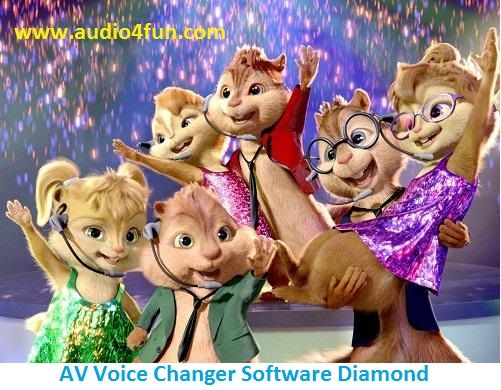 Call Voice Changer Alvin And The Chipmunks Chipmunks Movie