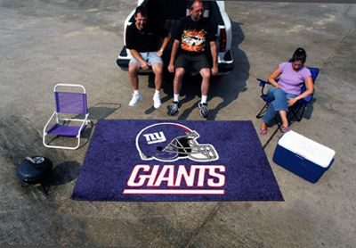 """(click twice for updated pricing and more info) New York Giants Ulti-Mat 60""""96"""" #tailgater_rugs http://www.plainandsimpledeals.com/prod.php?node=13208=New_York_Giants_Ulti-Mat_60#"""