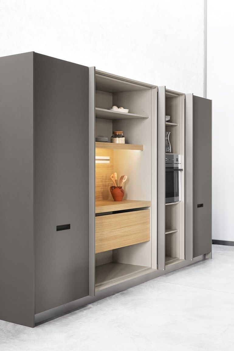 Kitchen With Island Musa I By Polaris Life Furniture Cabinet  # Muebles New Style Villa Tesei