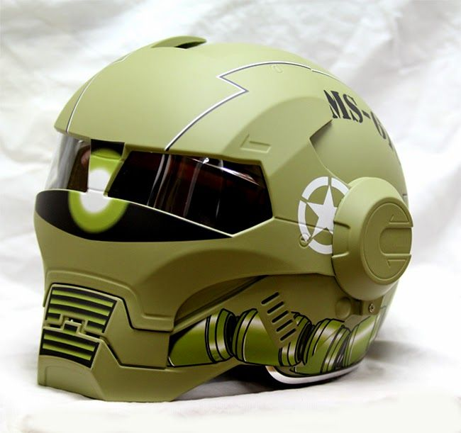 luusama motorcycle and helmet blog news masei 610 gundam