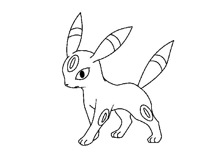 Pokemon Coloring Pages For Kids 700x500