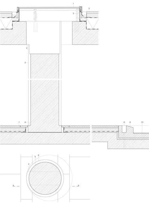 Krematorium in Berlin Treptow (1999) - DETAIL.de - das Architektur- und Bau-Portal