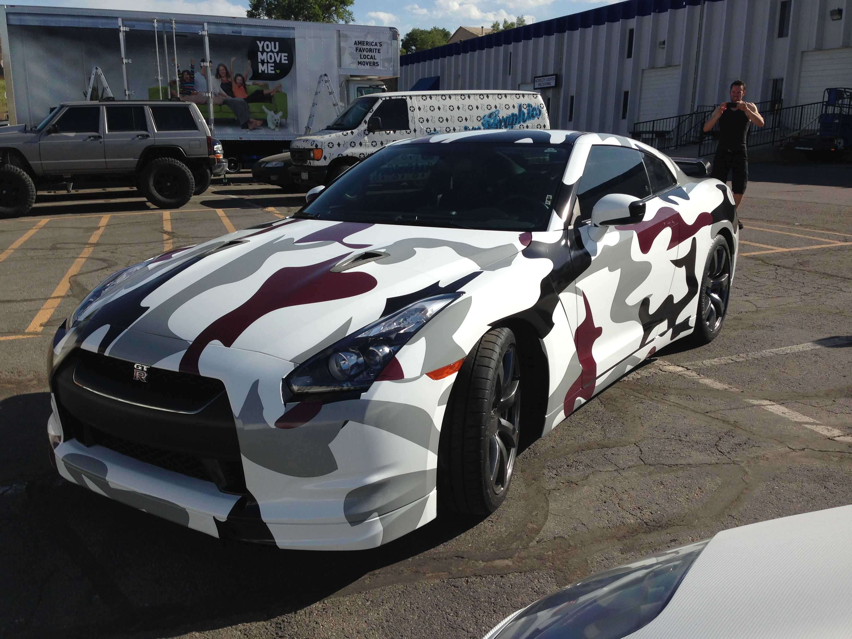 Premier Graphics Paint Wraps Vehicle Wraps In Denver, Colorado Custom
