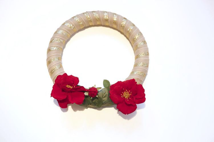 Photo of Make Your Own Ribbon Wreath