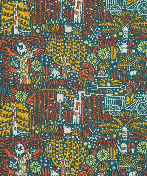 scandinaviophile Castile A Tana Lawn from the Liberty Art Fabrics