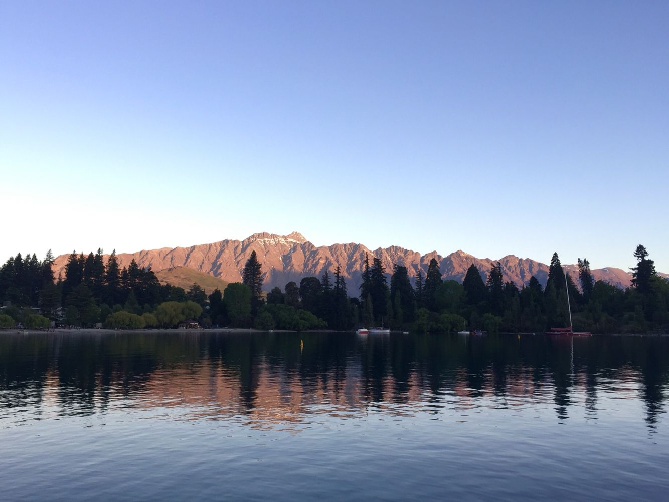 I can be still and know that you are God - Queenstown