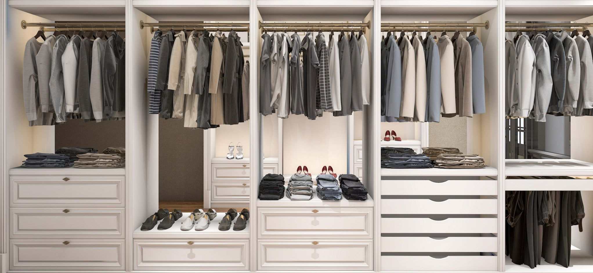 Most People Find Our Custom Built Wardrobes To Be Great For