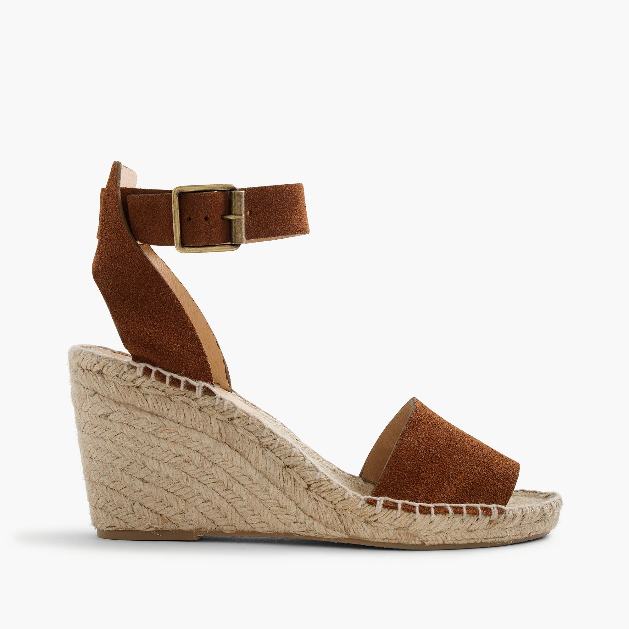 b153d301379 These pretty espadrilles in tumbled suede are practically begging ...