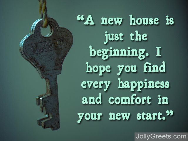 what to write in a new home card new home messages what to say